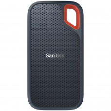 SanDisk 2TB Extreme Portable External SSD - USB-C, USB 3.1 - SDSSDE60-2T00-G25