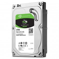 Seagate Barracuda Internal Hard Drive 4TB SATA 6Gb/s 256MB Cache 3.5-Inch
