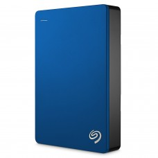 Seagate Backup Plus 4TB Portable External Hard Drive USB 3.0, Blue (STDR4000901)
