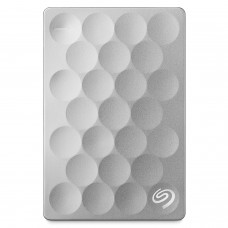 Seagate Backup Plus Ultra Slim 1TB Portable External Hard Drive, USB 3.0 Platinum (STEH1000200)