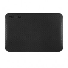 Toshiba 2TB CANVIO READY USB 3.0 PORTABLE EXTERNAL HARD DRIVE Black- HDTP220EK3CA