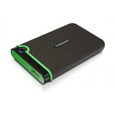 Transcend 500 GB StoreJet M3 Military Drop Tested USB 3.0 External Hard Drive (TS500GSJ25M3)