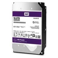 """WD Purple 10TB Surveillance Hard Disk Drive SATA 6 Gb/s 256MB Cache 3.5"""" - WD100PURZ"""