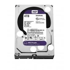 """WD Purple 4TB Surveillance Hard Disk Drive SATA 6 Gb/s 64MB Cache 3.5"""" - WD40PURZ"""