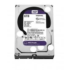 """WD Purple 6TB Surveillance Hard Disk Drive SATA 6 Gb/s 128MB Cache 3.5"""" - WD60PURZ"""