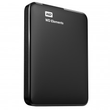 WD 1 TB Elements Portable External Hard Drive - USB 3.0 - WDBUZG0010BBK