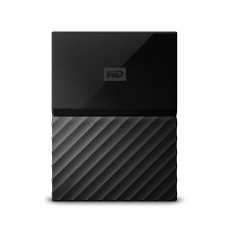 WD 1TB Black USB 3.0 My Passport Portable External Hard Drive (WDBYNN0010BBK-WESN)