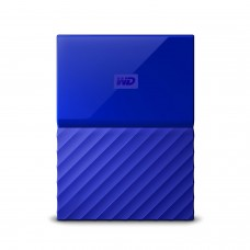 WD 1TB Blue USB 3.0 My Passport Portable External Hard Drive (WDBYNN0010BBL-WESN)