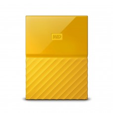 WD 2TB Yellow USB 3.0 My Passport Portable External Hard Drive (WDBYFT0020BYL-WESN)