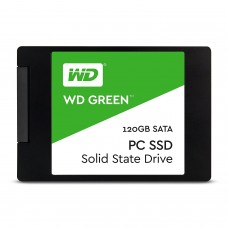 "Western Digital 120GB Green 2.5"" SATA-III internal SSD - WDS120G1G0A"