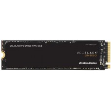 WD 2TB BLACK SN850 NVMe  SSD, Supremely Fast-WDS200T1X0E