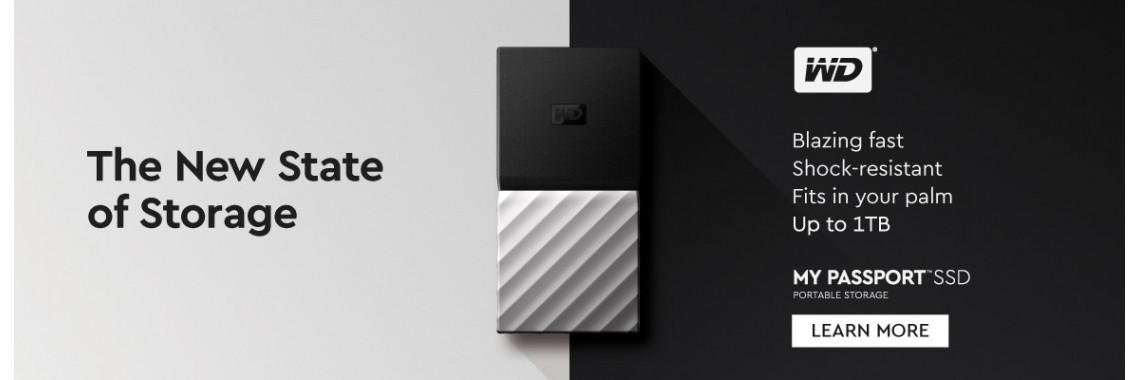 Passport SSD
